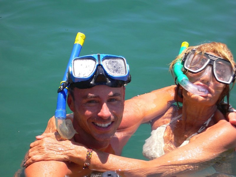 Costa-Rica-Blue-Osa-snorkeling-Beach