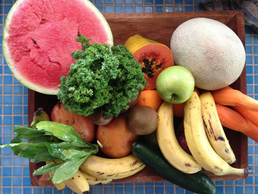 Fruits in Costa Rica