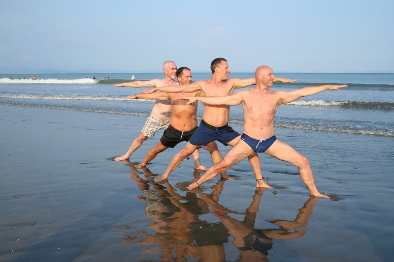 Men Find Truth And Brotherhood On Worldwide Yoga Retreats