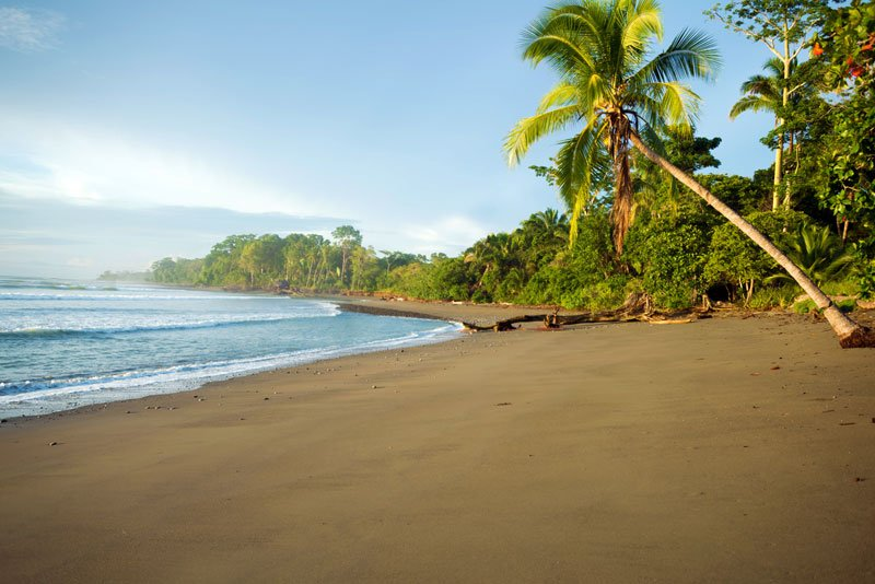 Costa Rica Yoga Beach front