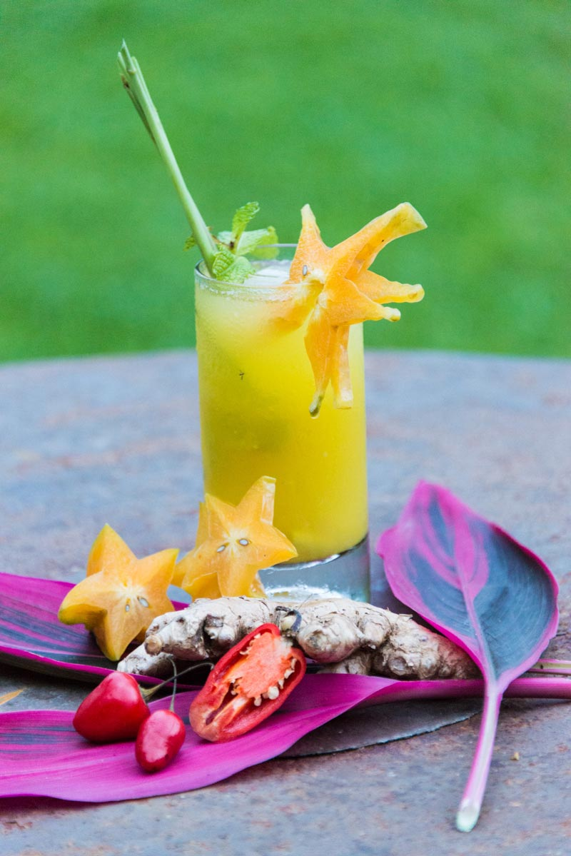 costa rican cocktails