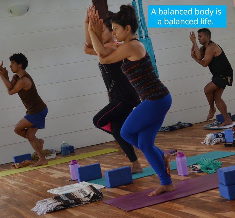 yoga inspiration pose