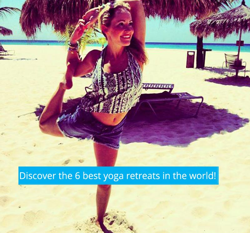 The 6 best yoga retreats in the world