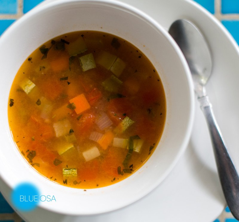 Hearty Vegetarian soup