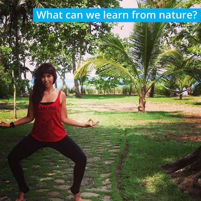 what can we learn from nature