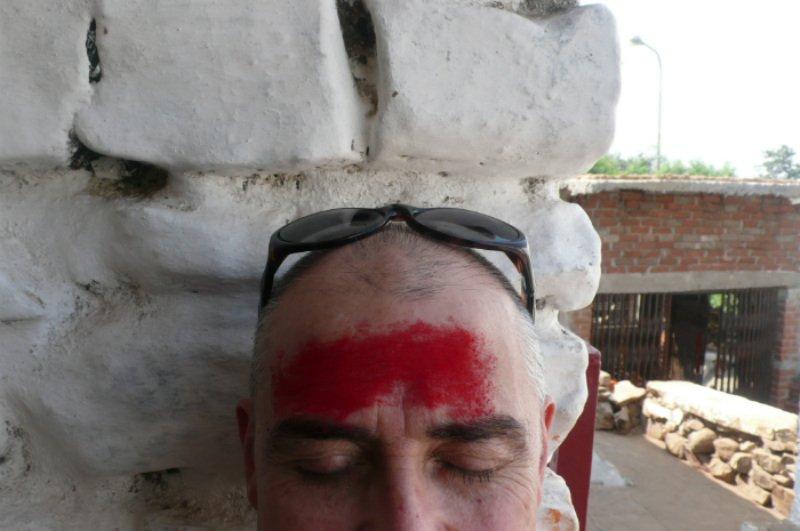 Yogi in India