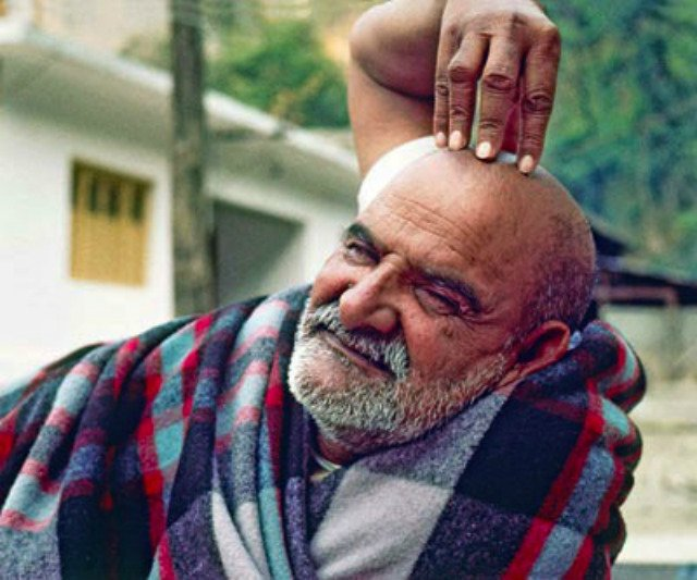 neem karoli baba meeting god india