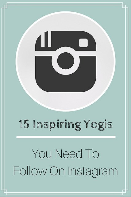 15 Inspiring Yogis You Need To Follow On Instagram - Blue