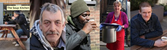 The Soup Kitchen, Making a Change in London