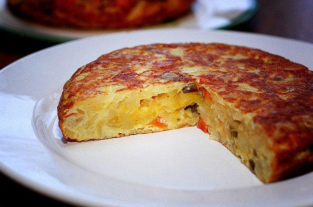 Torilla Espanola - Traditional Spanish Cuisine
