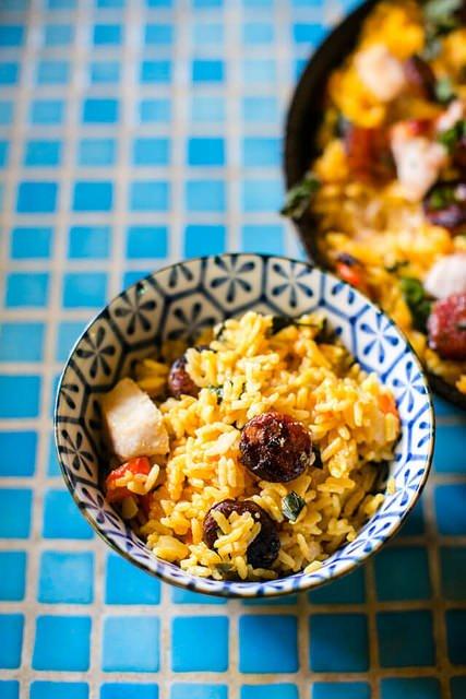 chicken-spanish-paella