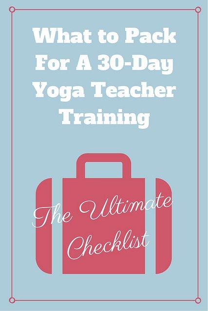 30-day checklist