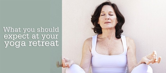 What you should expect at your yoga retreat