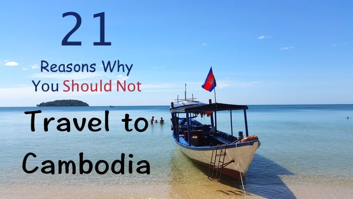 21 reasons travel cambodia