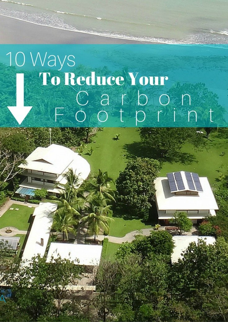 the different ways of reducing carbon footprint For many companies, reducing greenhouse gas emissions benefits the bottom   in your office, check out energy star's 6 ways to reduce it energy costs,.