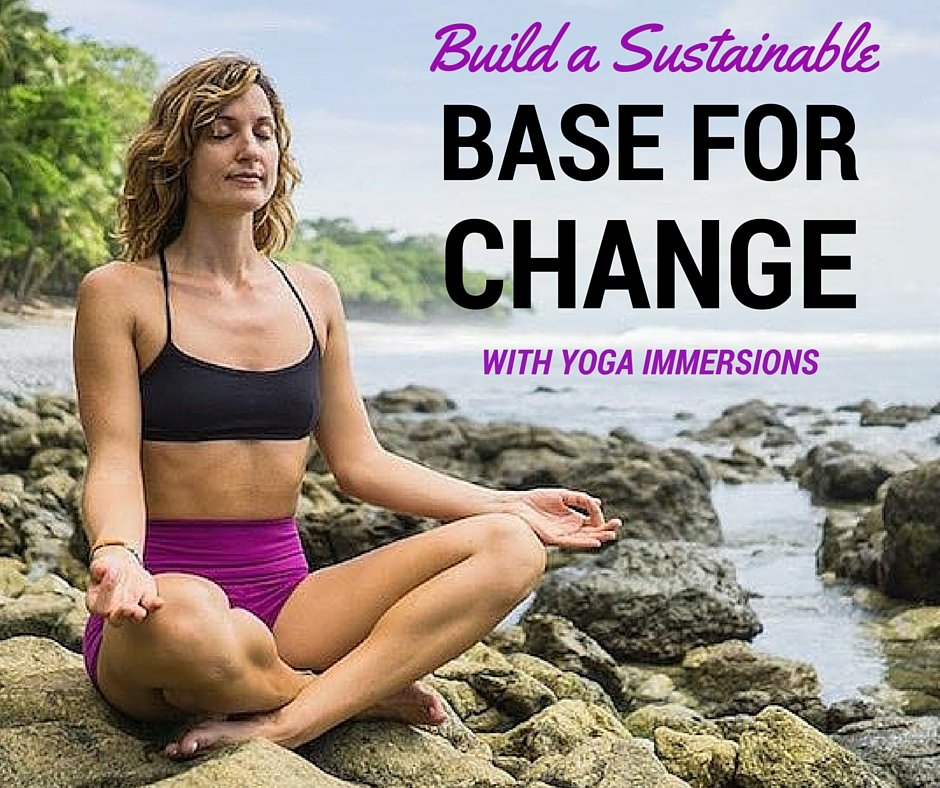 Blue Osa Costa Rica Blog Yoga Immersions- Why they Build a Sustainable Base for Change