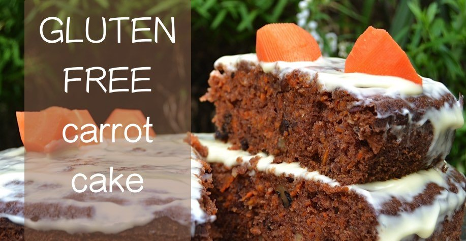 Blue Osa has you covered with a yummy gluten-free carrot cake that has been approved by many of our wonderful guests and volunteers!