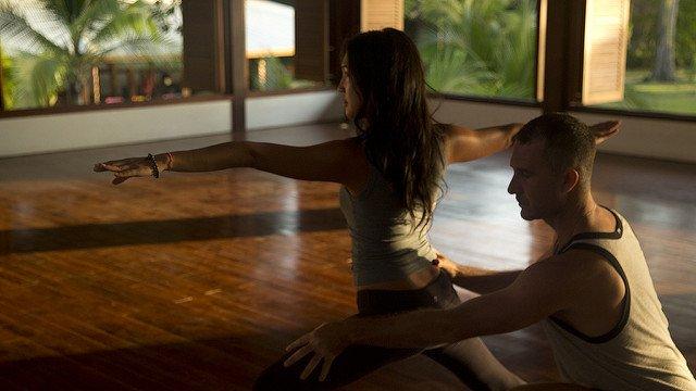 building blocks of yoga