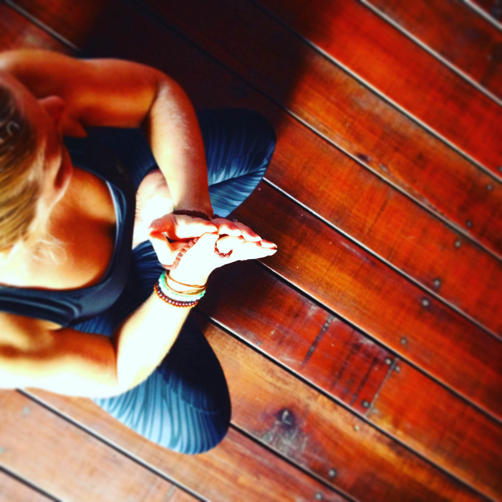 staying fit whilst staying centred