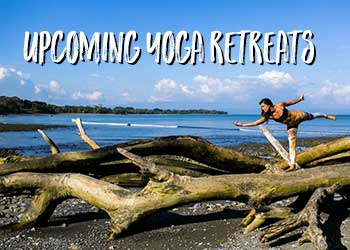 Upcoming Costa Rica yoga retreats at Blue Osa