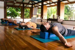 costa rica Yoga class