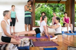 Iyengar-Yoga-Retreat-with-Genny-Kapluer-at-Blue-Osa