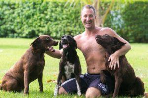 Yogi Aaron Blue Osa Yoga Retreat Costa Rica