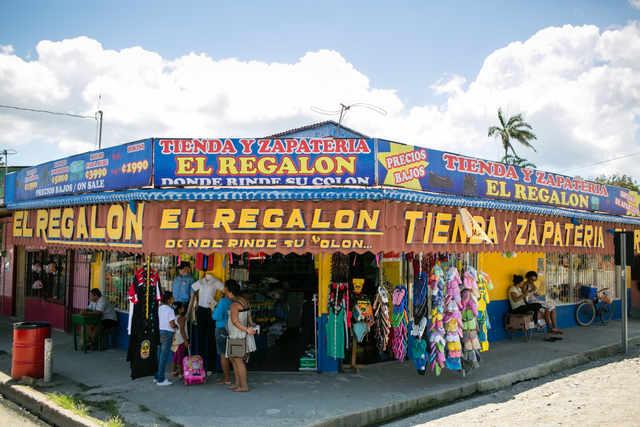 Blue Osa Travel Beach Town Costa Rica Osa Peninsula