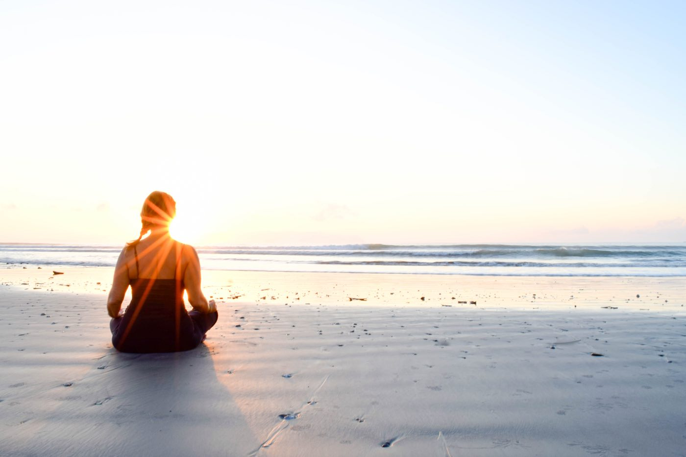 the magical time to meditate