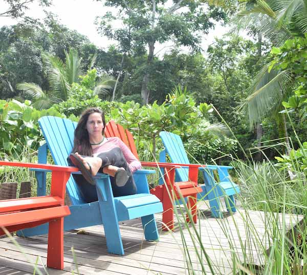 The Best Places To Meditate At Blue Osa Front row seats