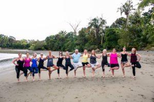 Costa Rica Barre & Yoga Retreat