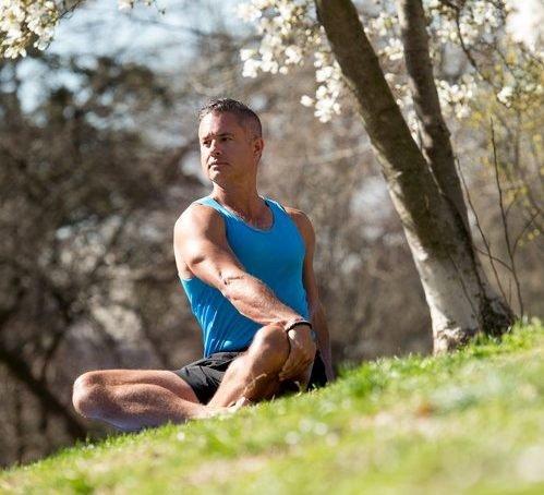 John Thurman yoga teacher training Blue Osa