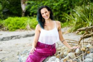 Karina Mirsky yoga teacher training Blue Osa