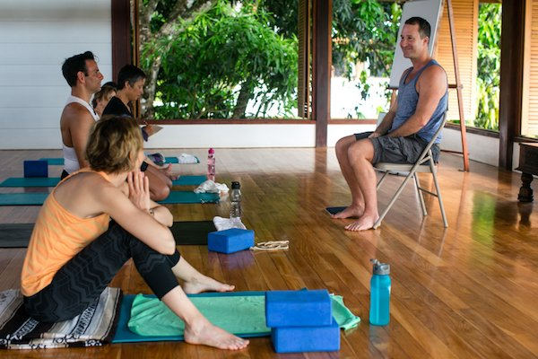 Planning a Yoga Retreat