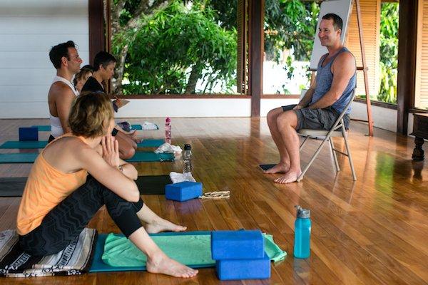 Planning a Yoga Retreat