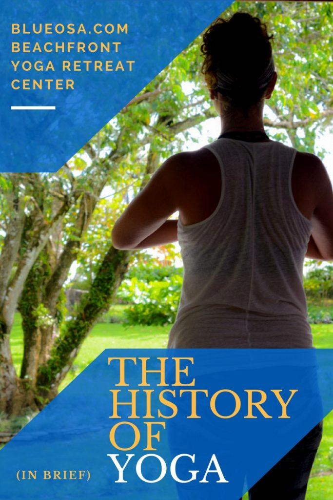 History Of Yoga Pin