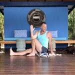 Seated Twist (Marichyasana C) Step 4