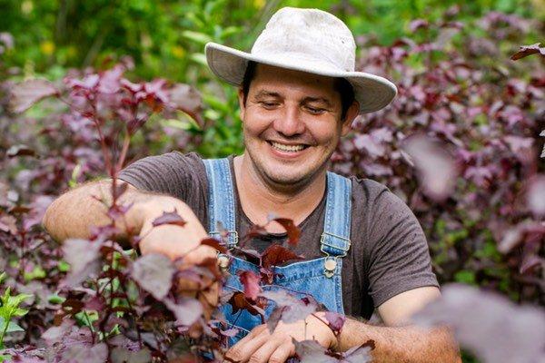 Jose Garden Blue Osa