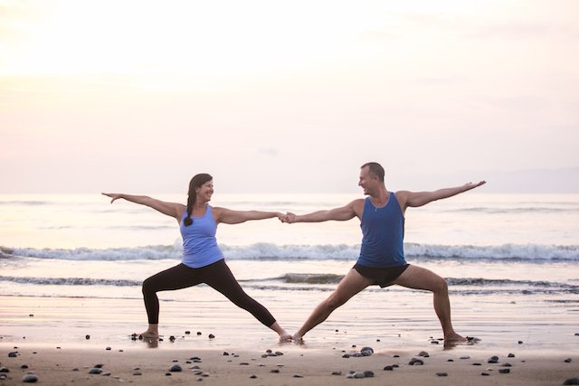 Yoga Poses for Two Benefits and Poses