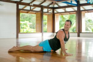yoga for back health | Yogi Aaron back health