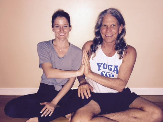 David Williams Ashtanga Yoga Teacher