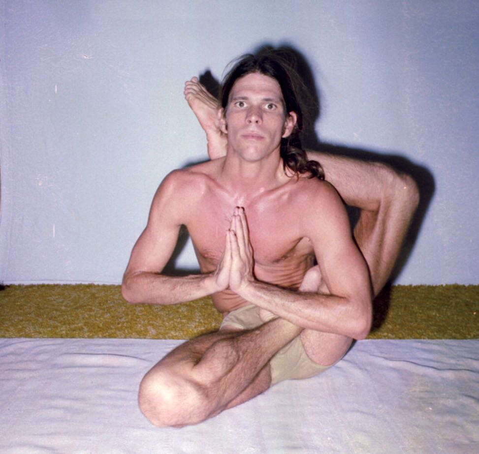 david williams early years ashtanga yoga