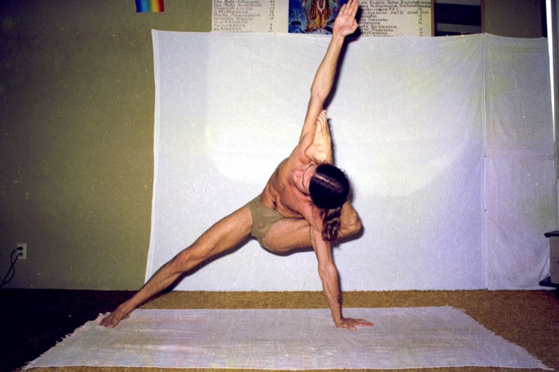 david williams early years ashtanga