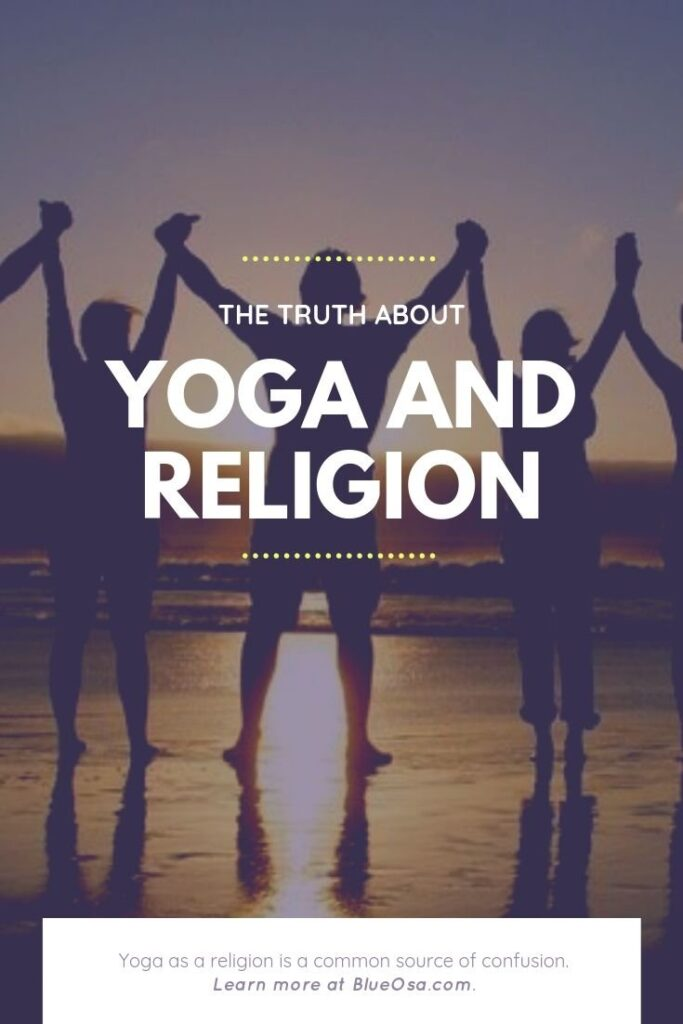Yoga+Religion Pinterest what you need to know