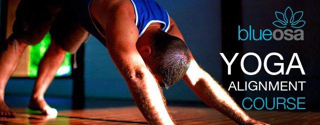 yoga online by blue osa yoga retreat + Yoga Aaron - Yoga-Alignment