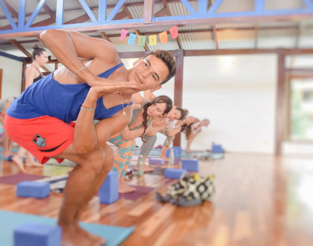 6 reasons why more men should practice yoga