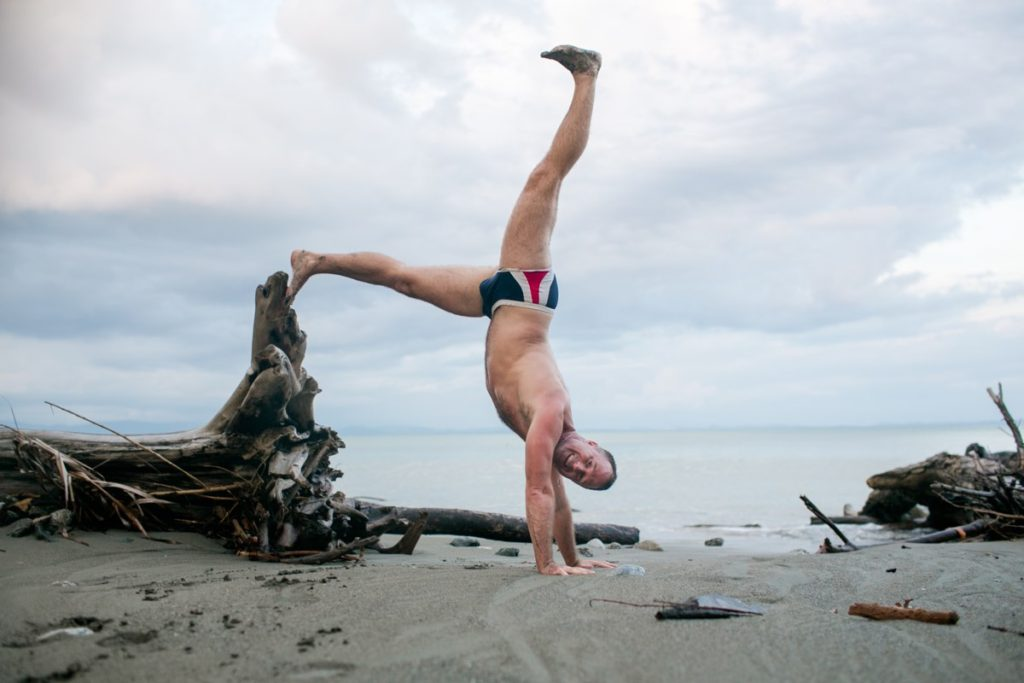 How to master handstand