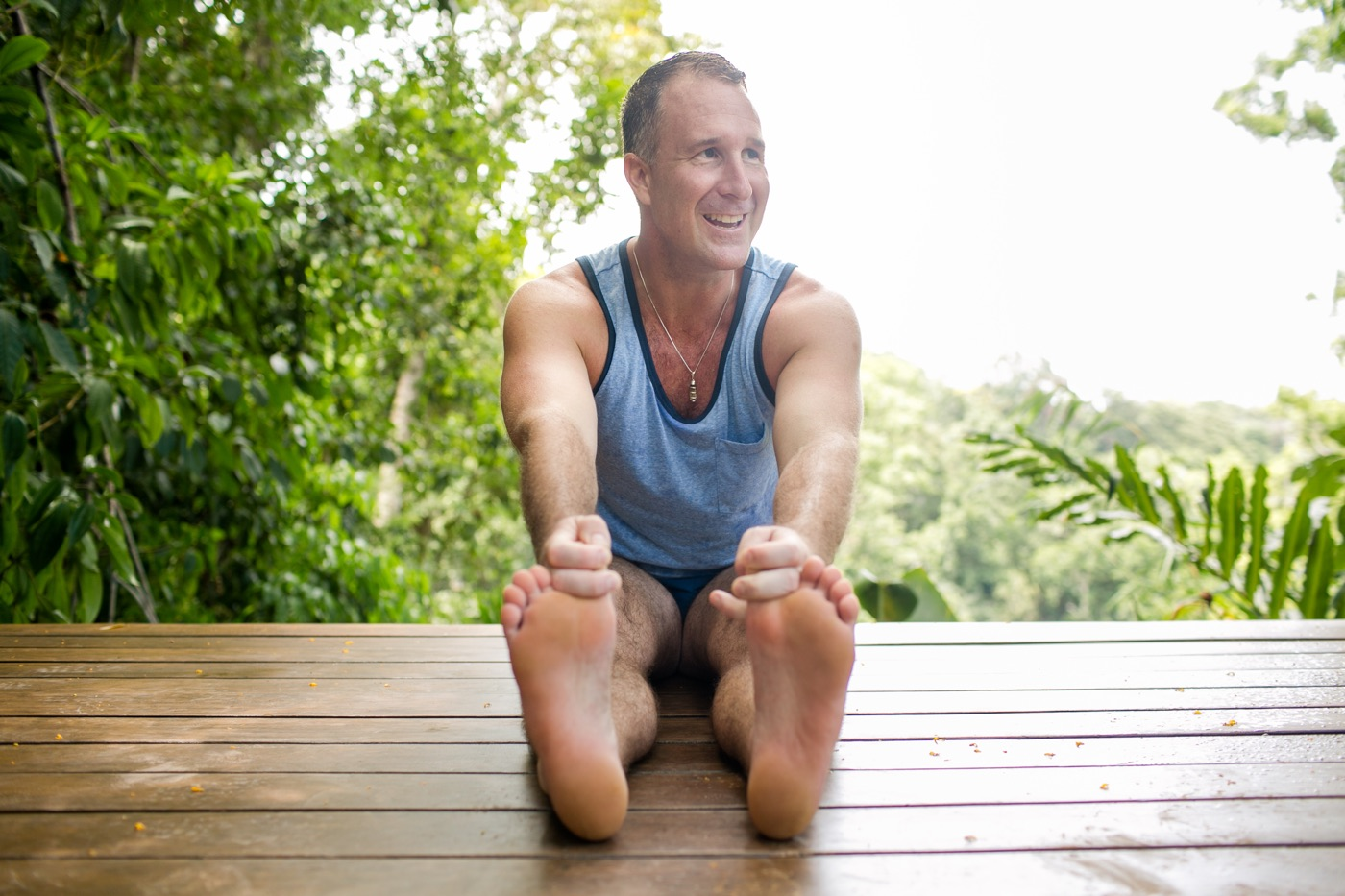 why more men should practice yoga