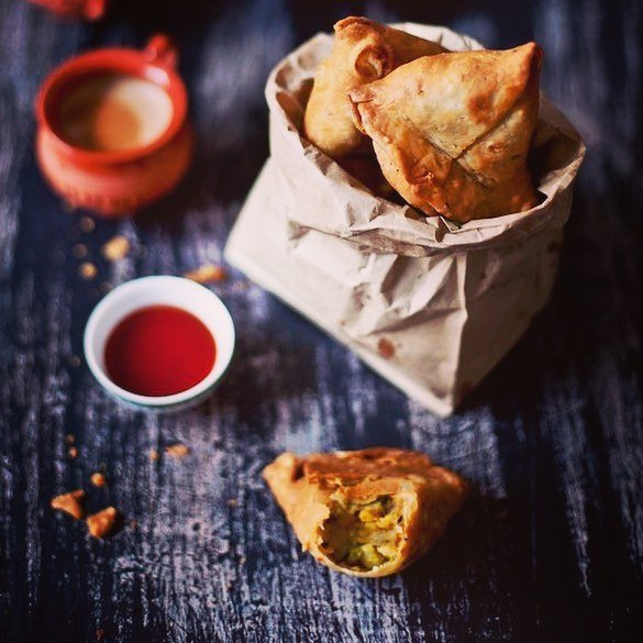 top 10 indian dishes samosas