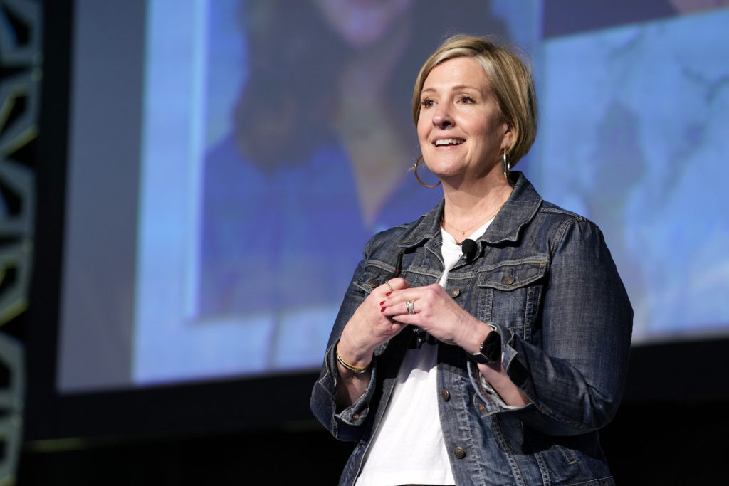 what Brene brown taught me about courage and love
